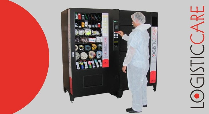 Smart, Automated Stations for Dispensing Disposable Equipment and Supplies