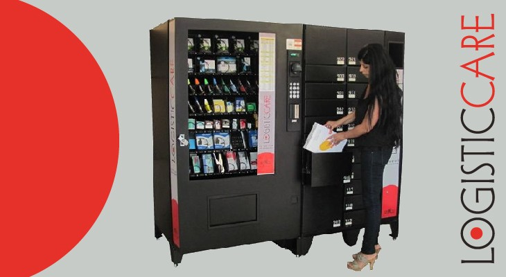 Smart Stations for the Automatic Storage & Distribution of Office Supplies
